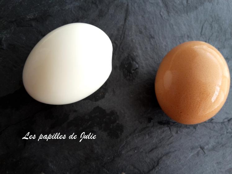 Cuire Des œufs à L Eau Froide Les Papilles De Julie